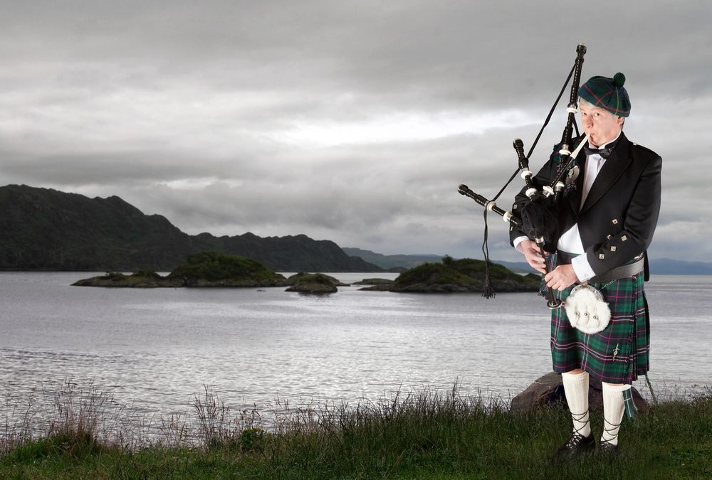 The Music and the Bagpipes