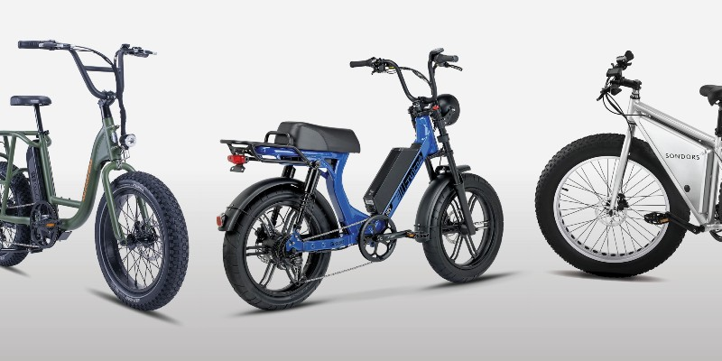 Are Fat Tire E-Bikes The Right One For You?