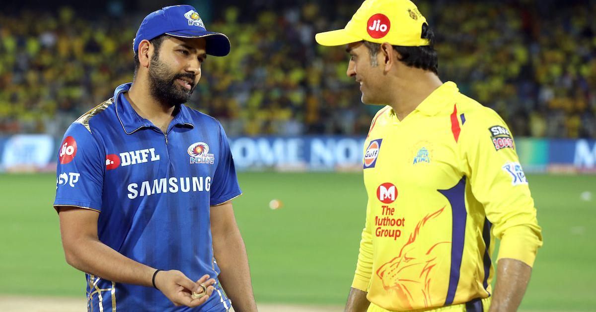 The Rivalry between Mumbai Indians and Chennai Super Kings