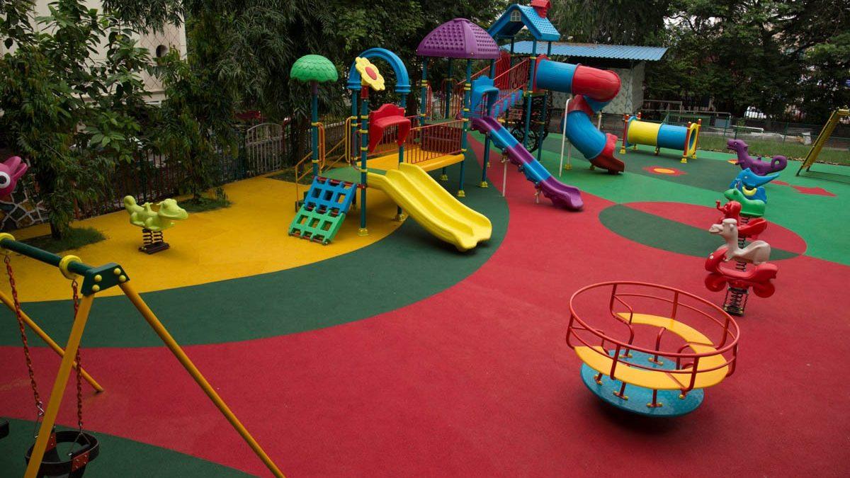 Why Do Children Need Playground Equipment?